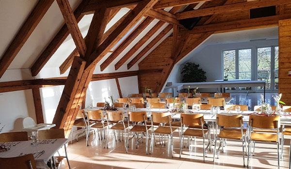 Hof Liegernmatt – Event-Raum und Hofladen in Grosswangen